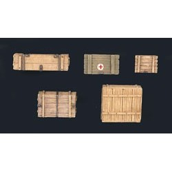 German weapon boxes