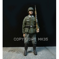 WWII German guard