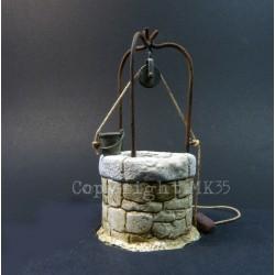 Puits en pierre