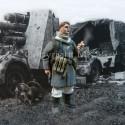 """WWII German soldier """"Cigarette break"""""""