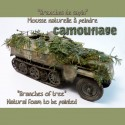 """Camouflage """"Branches de sapin"""""""
