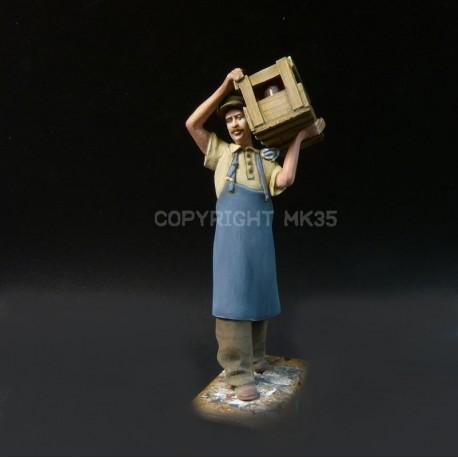 The deliveryman Gabriel