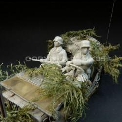 Captured - Ardennes 1944-45