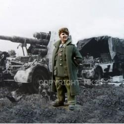 Soldat Allemand - Front de l'Est