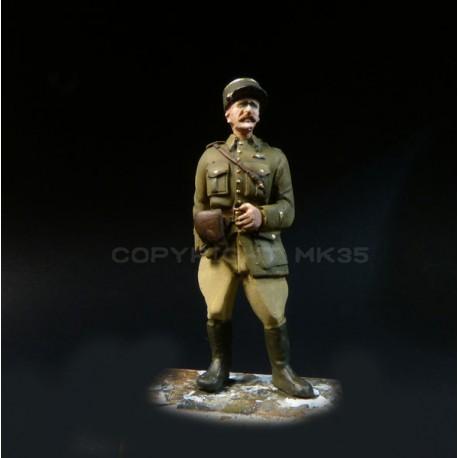 Officier Français - France 1940