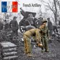 French artillerymen - France 1940