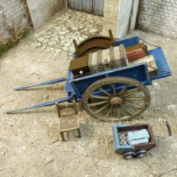 L'exode : meubles et accessoires