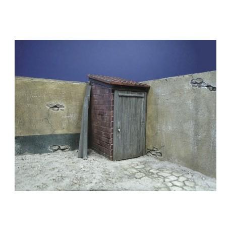 WC au fond du jardin - MK35