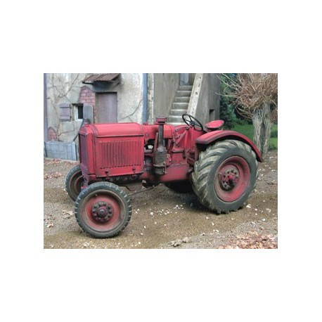 Farming tractor from 1938