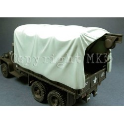 "Canvas for ATLAS GMC ""Set no.7"" CCKW 353"