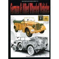 German and Allied Wheeled Vehicles