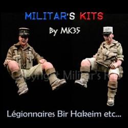 Légionnaires Bir Hakeim