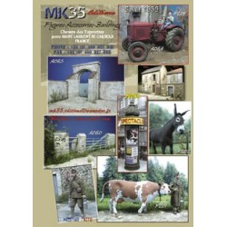 Catalogue couleur MK35