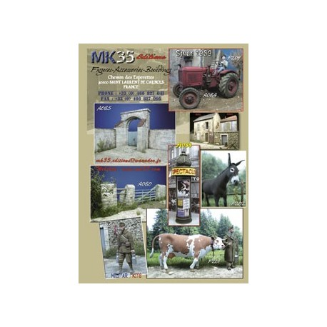 MK35 colour catalogue