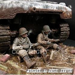 GI Ardennes 1944-45