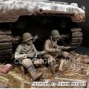 GI's Ardennes 1944-45