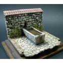 """Water basin """"Bâcha"""""""