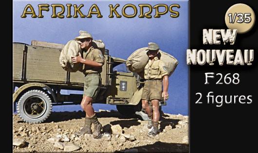 F268 Afrikakorps 1941-1943 Feeding