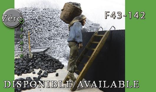 F43-142 Allez Virgile ! Au charbon !