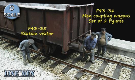 O scale figures