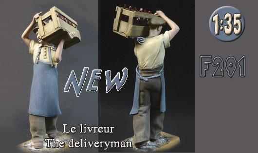 F291 The deliveryman Gabriel